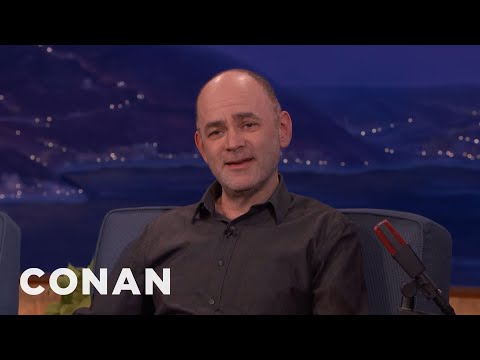 Nothing Sparks Joy In Todd Barry   CONAN on TBS
