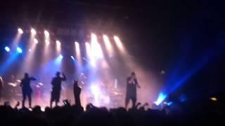 Samy Deluxe Live Hamburg 2014 - FÜXE + Pures Gift - Männlich Tour