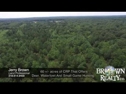 94 acres Along The Ouachita River For Sale