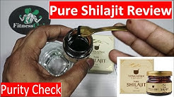 100% Pure | Upkarma Shilajit | Review | How To check Purity | Liquid Shilajit