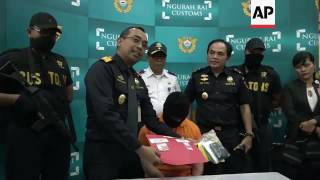 Singapore citizen arrested on drug charges