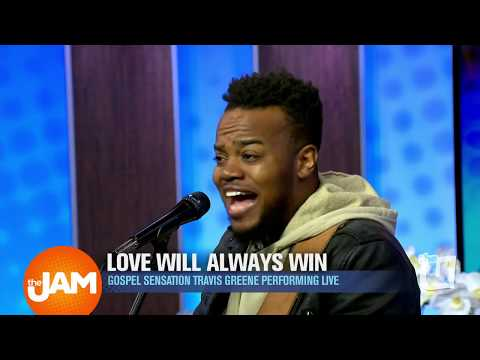 Grammy-Nominated Gospel Artist and Pastor Travis Greene Interview and Performance