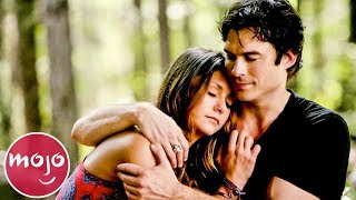 Top 10 Best The Vampire Diaries Couples