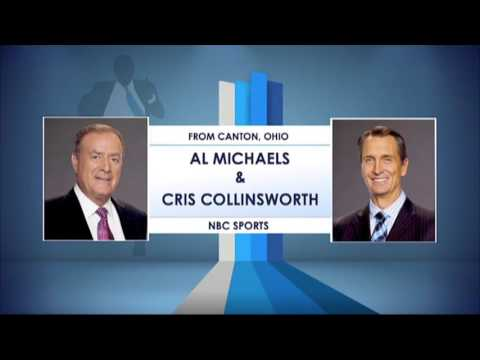 NBC Sports' Al Michaels & Cris Collinsworth Join The Rich Ei