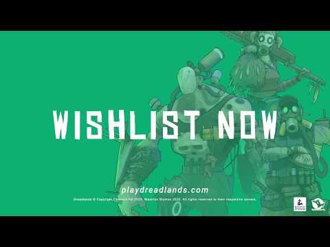 Dreadlands | Gameplay Trailer