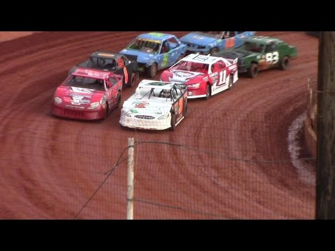 Winder Barrow Speedway Advanced Four Cylinders 7/2/16