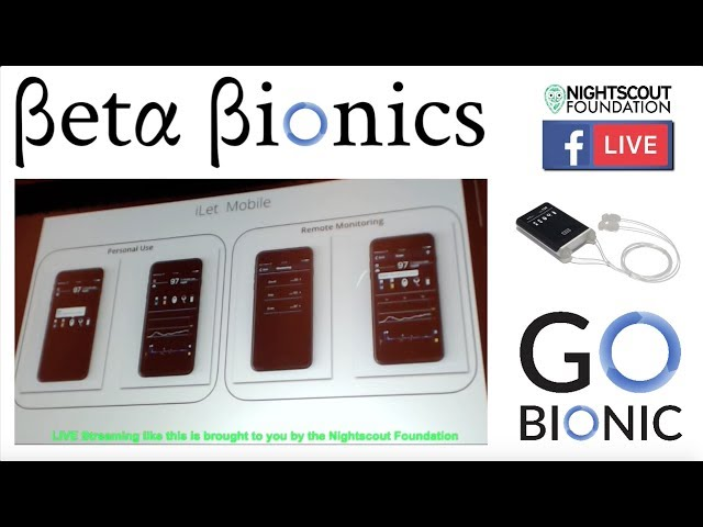 Beta Bionics Gen-4 iLet Unveiled!