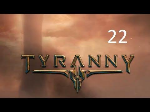 Tyranny [22]:Burning Library Entrance