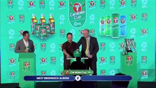 Carabao Cup: Round Three draw