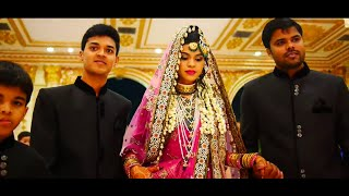 Raheem & Sakeena - Cinematic Hyderabadi Muslim Wedding