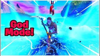 New OP GOD MODE glitch in Fortnite season X (Destroy everything)