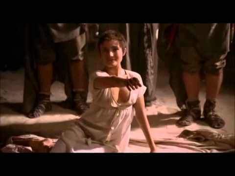 Cleopatra meets Caesar