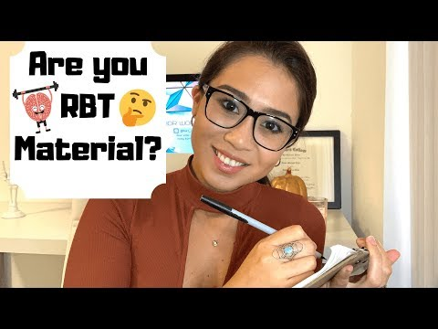 What Does A RBT Do?
