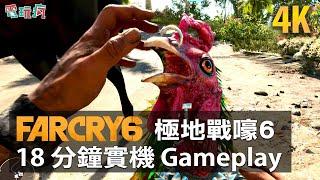 《極地戰嚎 6》18 分鐘實機遊玩 這次史上最強鬥雞來助陣!