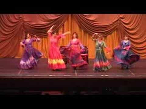 Amira Dance Productions L'Orient Dance Group Volare'