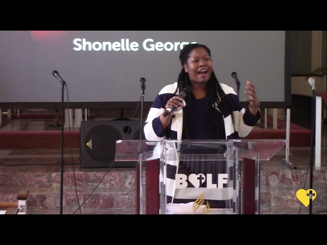 Fight Like a Girl - Shonelle George