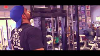 Cody Montgomery 2 Weeks Out Of The 2015 NPC USA