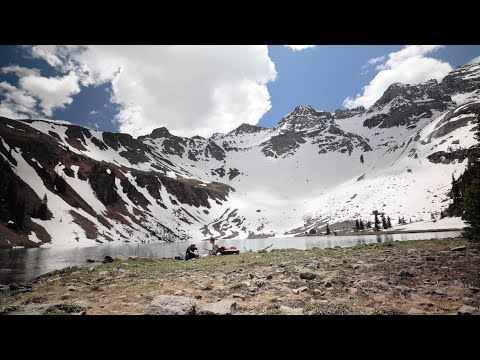 Uncompahgre NF // Blue Lakes Trail, MUST DO!