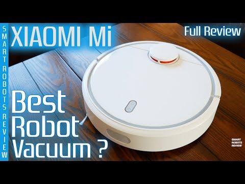 Xiaomi Mi Robot Vacuum - Best Roomba Alternative - Smart Robots Review