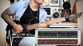 Archetype Neural DSP Plini Demo by Rod Rodrigues