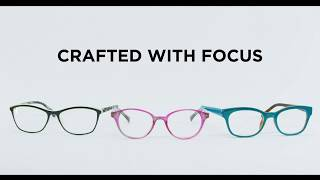 Crafted with Focus - Fashion Readers by Foster Grant