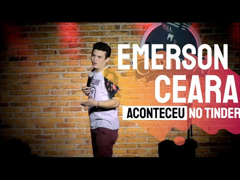 Download Youtube: Emerson Ceara  - Aconteceu no Tinder - Stand-Up Comedy