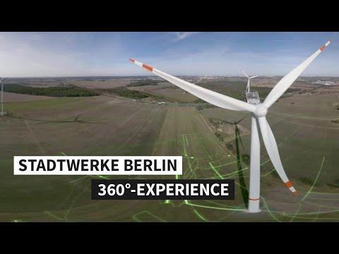 Stadtwerke Berlin - Woher kommt unser Strom?