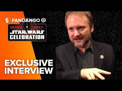 Rian Johnson's Favorite Part of The Last Jedi Trailer (2017) | Fandango All Access