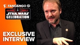 Rian Johnson's Favorite Part of The Last Jedi Trailer (2017) | Fandango All Access