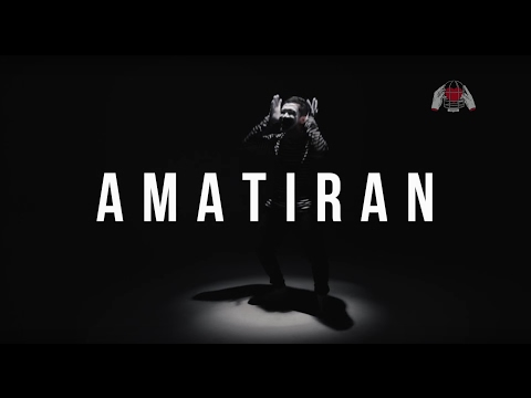 Kunto Aji - Amatiran (Official Video Lyric)
