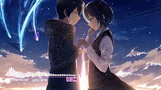 Lagu Jepang Paling Romantis - ONE OK ROCK - WHATEVER YOU ARE [ NIGHTCORE ]