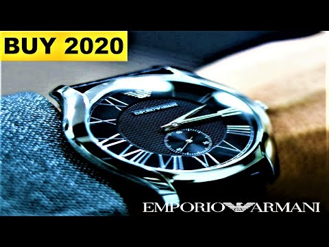 Top 10 Best Armani Watches For Men To Buy [2020]