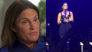 Demi Lovato Supports Bruce Jenner with a Song | What