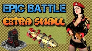 Epic battle EXTRA SMALL MAP Red Alert 2 Yuri's Revenge