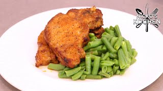 Air Fryer Pork Chops | Best Seasoning Mix for Pork