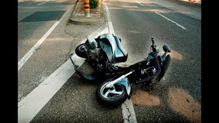 Scooter Crash Compilation - Best Of Moped Fails 2018