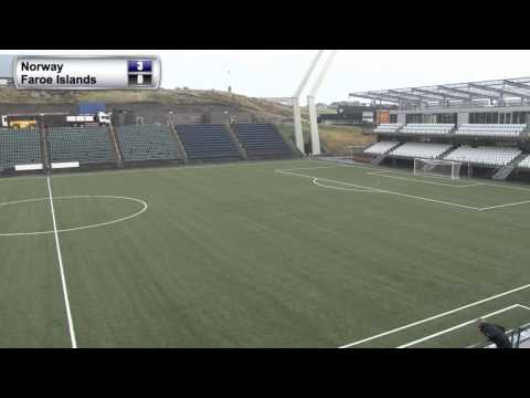 FSF Varpið. UEFA W Under-17 Championship Norway - Faroe Islands