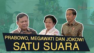Prabowo Aminkan Arahan Megawati dan Jokowi - JPNN.com