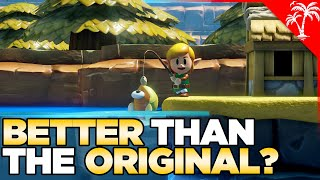 Is Link's Awakening Switch Better Than Original? Remake Differences