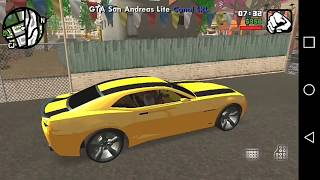 Baixar, Instalar GTA San Andreas Modificado para Android | Versão leve 625MB (Download apk+data)