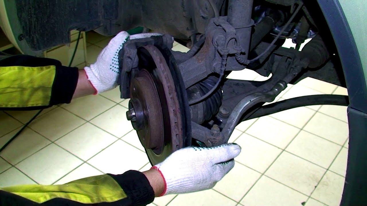 Рулевой наконечник Renault Logan