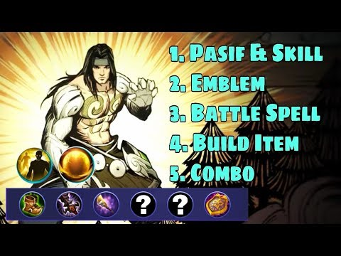 New Hero [BADANG] | Skill, Emblem, Build, Combo Full Tutorial Menuju PRO - Mobile Legend Bang Bang thumbnail