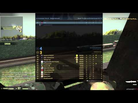 Let's Play Counter-Strike: Global Offensive #003 [Deutsch][HD] -Zombie Mod