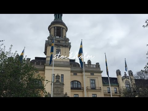 stockholm travel diary