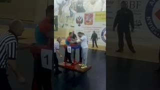 Золоев vs Бабаев Лотошино 2017 абсолютка суперфинал