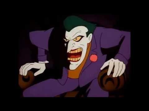 HMV: Joker is the Oogie Boogie Man
