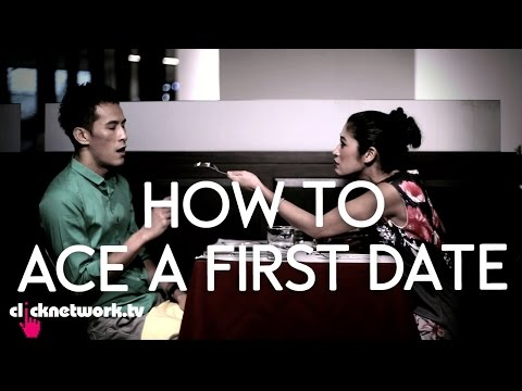 How To Ace a First Date - It's A Date! Tutorials: EP1 from YouTube · Duration:  7 minutes 20 seconds