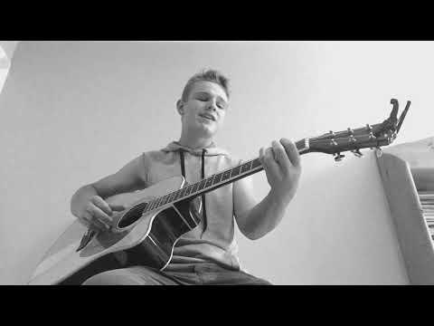 Alex Roe - Smokin' And Cryin' (Cover by Landon Bedor)