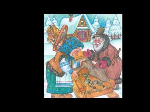 Буктрейлер к сказке Лиса и Волк