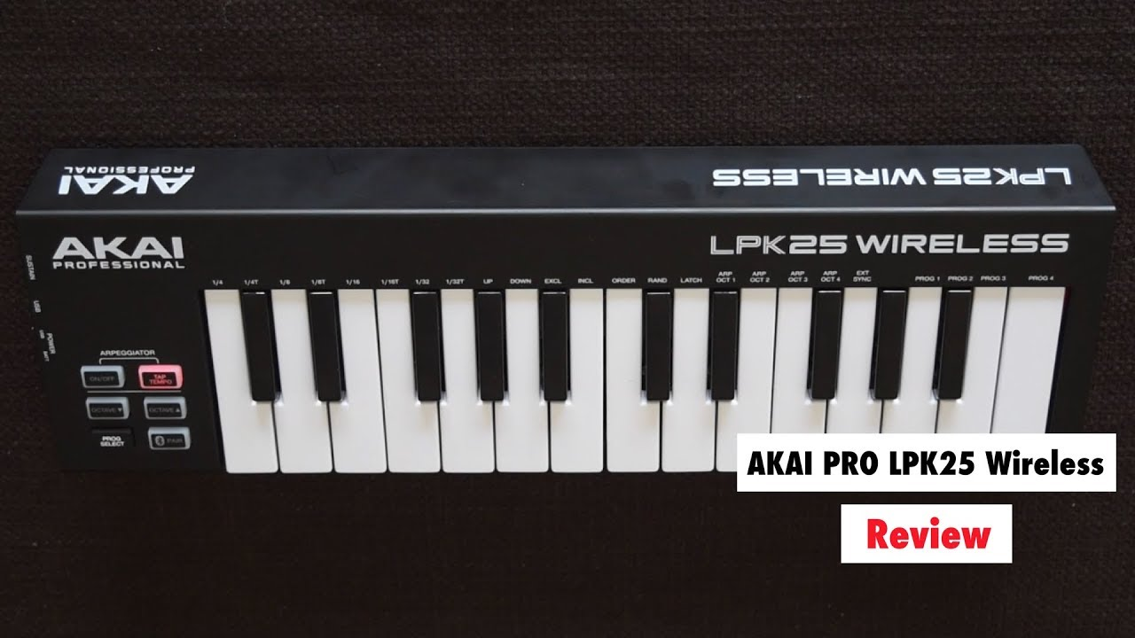 The Best Mini MIDI Keyboard Controller For Home Studios 2019